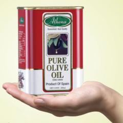 Massage Olive Oil