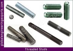 Threaded-studs