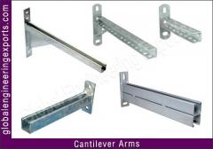 Cantilever-arms
