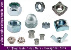Steel-nuts
