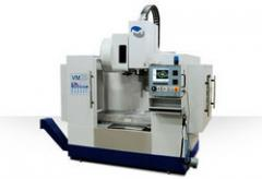 CNC Vertical Machining Centers (VMC)