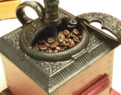 Antique Style Coffee Grinders