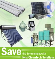 Cleantech Solar Products