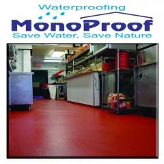 Epoxy Based waterproofing