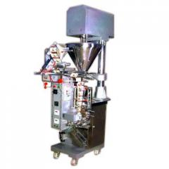FFS POUCH PACKING MACHINE WITH AUGER FILLER