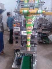 FFS PNEUMATIC POUCH PACKING MACHINE WITH CUP