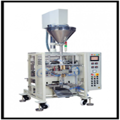 Collar Type with auger Filler Machines