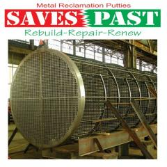 Heat Exchangers Repair Putty