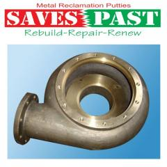 Pump Casings Repair Putty