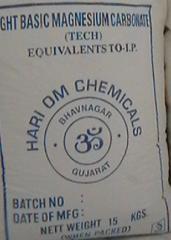 Light Basic Magnesium Carbonate