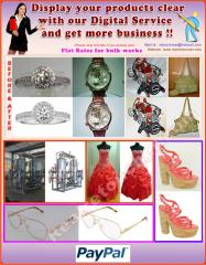 Photos Services for online products