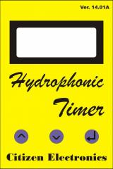 Hydrophonic Timer