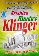 Klinger-hERBAL DISH WASHING POWDER