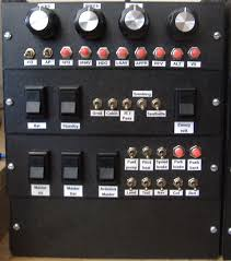 Rotary Switch Panels
