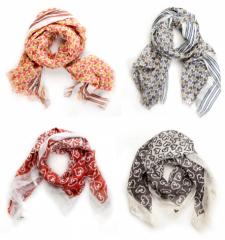 Silk,Wool,Viscose,polyester Scarf