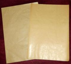 Golden Yellow Kraft Paper
