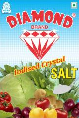 Diamond Brand Iodised Crystal Salt
