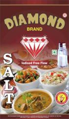 Diamond Brand Iodised Free Flow Salt