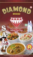 Diamond Brand Iodised Free Flow Salt