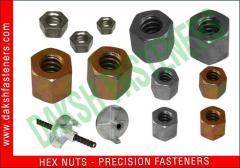 Hex Nuts Fasteners