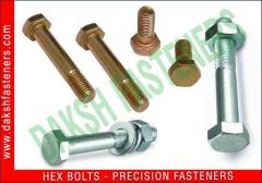 Hex Bolts Fasteners