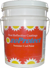 Cool Insulation Coatings