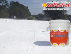 Roof Heat Reflective Paint