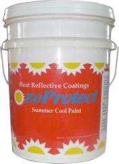 Wall Heat Reflective Paint