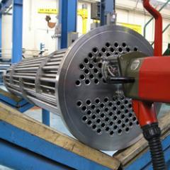 Metallic Shell And Tube Heat Exchangers