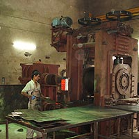 Cold Rolling Mills for Mild Steel