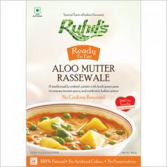 Aloo Mutter Rassewale