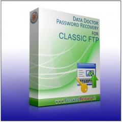 Password Recovery Software Classic FTP Server