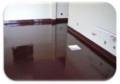 Epoxy Patch Compound for Permanent Concrete Repairs