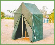 Bath Necessary Tent