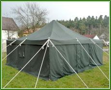 Storm tents