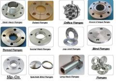 MONEL FLANGES & PIPE FITTINGS