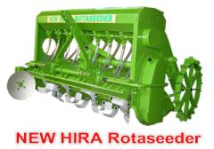 NEW HIRA Rotaseeder