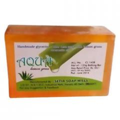 Aqua Lemon Grass Soap