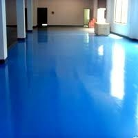 Carborundum Based Non-Metallic Floor Hardener