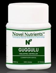Guggul ( Shuddha Guggu / Guggulu ) 1000mg Tablets