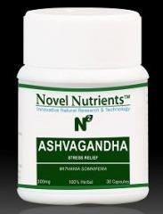 Ashvagandha (300 mg Capsules)