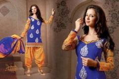 Ladies Patiala Suits