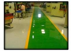 PU Floor Coating