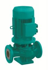 Vertical In-Line Centrifugal Pumps