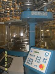 Orizio JOHN-C S/J Tubular Knitting Machine