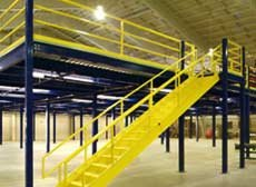 Industrial & Retail Storage racks