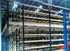 Indstrial & Retail Storage Racks