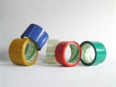 Self Adhesive BOPP and Coloured Tapes