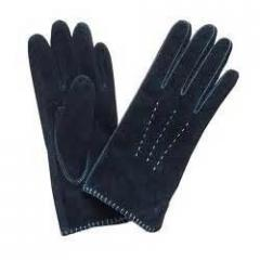 Fancy Leather Gloves