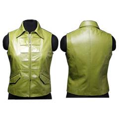 Short Leather Jackets